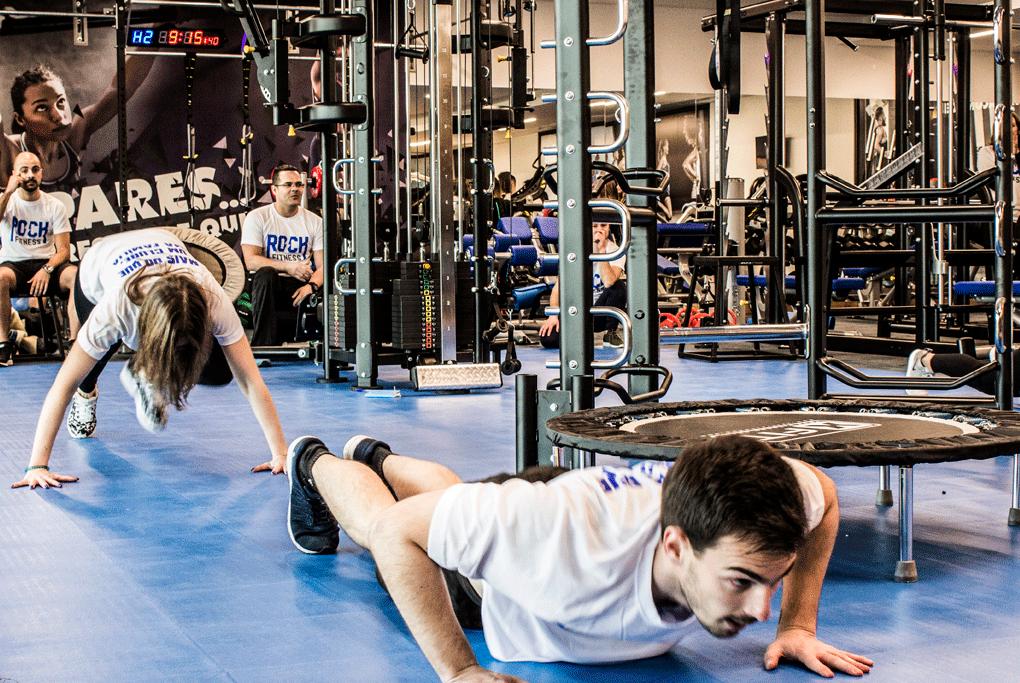 Melhores zonas de treino e alongamentos