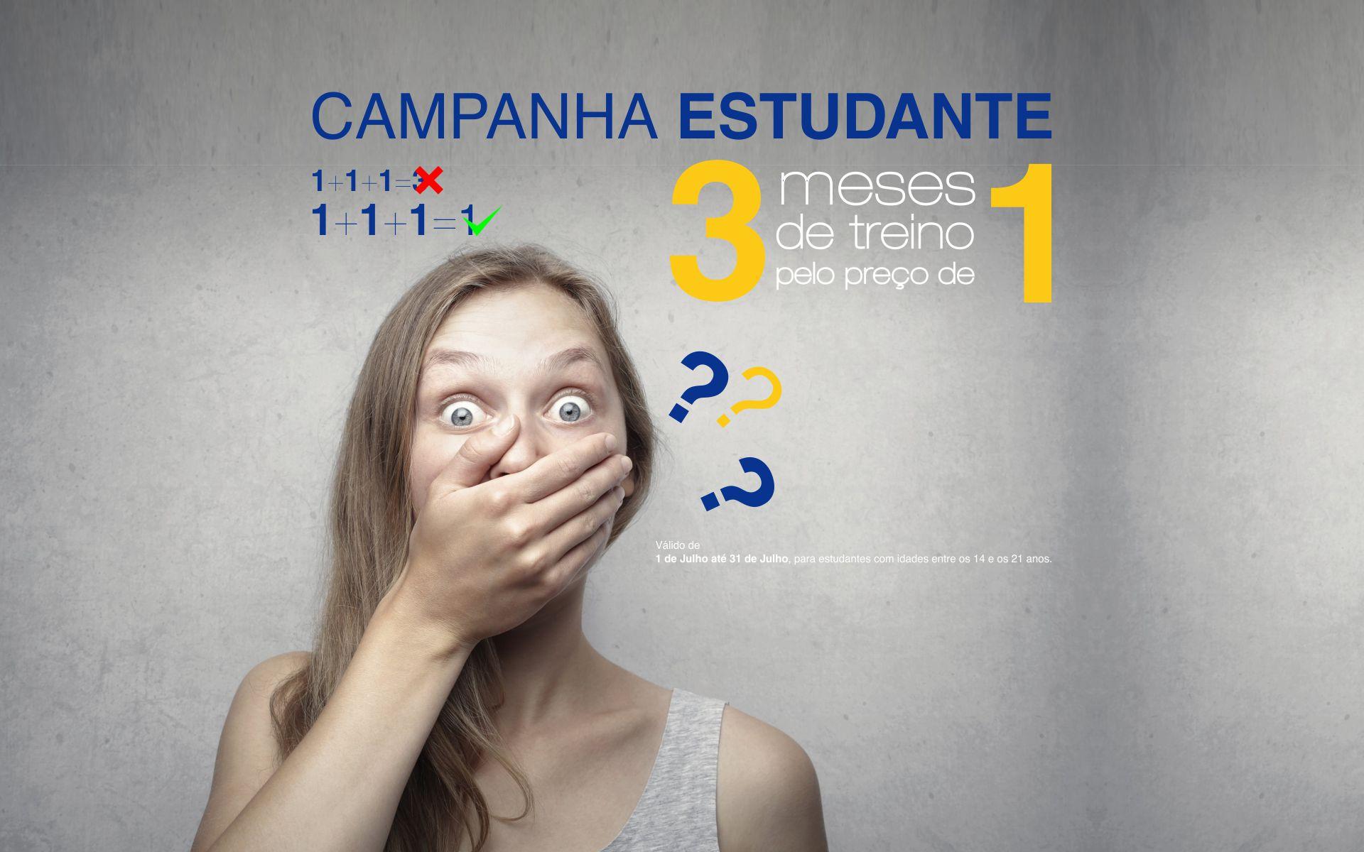 Campanha Estudante